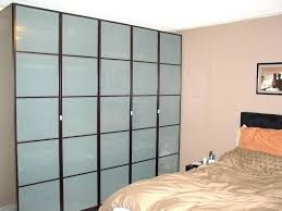 image of sliding closet doors wardrobe systems with door for under sloping ceilings modular