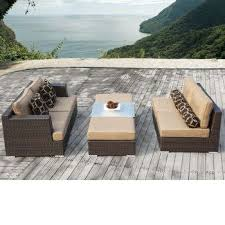 For New Screened In Porch Niko 6piece Patio Deep Seating Niko Outdoor Furniture