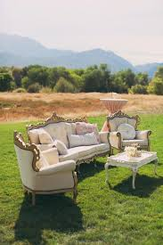Outdoor wedding furniture Brown Folding Chair Blushandgoldutahwedding055 Ruffled Wedding Must Do Ideas Wedding Wedding Lounge Wedding Furniture Pinterest Blushandgoldutahwedding055 Ruffled Wedding Must Do Ideas
