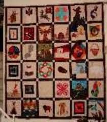 Nifty Fifty Quilters of America Native American Swap & native american quilt Adamdwight.com