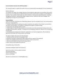Pleasing Resume Examples Executive Director Non Profit For Two