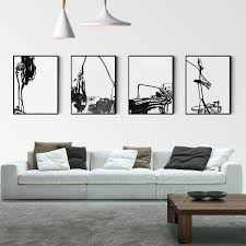 office backdrops. new chinese decorative painting triptych hotel model room living bedroom sofa backdrop corporate office paintings backdrops