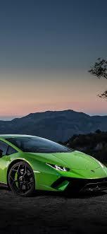 1125x2436 4k Lamborghini Huracan ...