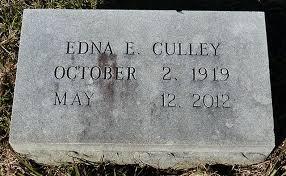 Edna E. Kennedy Culley (1919-2012) - Find A Grave Memorial