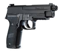Sig Sauer P226 Pellet Pistol Black Airgun Depot