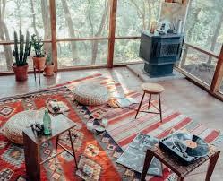sunroom decor. 16 Wonderful Bohemian Sunroom Decor Ideas 8