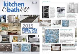 Kitchen And Bath Design News Lunada Bay Tile Editorial