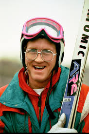 Legendary Eddie the Eagle reflects on his extraordinary career ahead of  visit to town