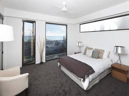 carpet designs for bedrooms. Modern Bedroom Design Idea With Carpet \u0026 Floor-to-ceiling Windows Using White Colours - Photo 1394042 Designs For Bedrooms I