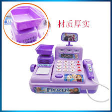 Online Shop <b>Cash</b> Register <b>Kids Toy</b> Cashier Set <b>Pretend Toys</b> ...