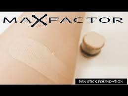 Max Factor Pan Stick Makeup Color Chart Max Factor Pan Stick Makeup Saubhaya Makeup