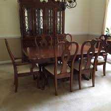 crafty inspiration queen anne dining room set find more style es with table six chairs china