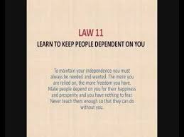 48 Laws Of Power Quotes Enchanting The 48 Laws Of Power Part 48 Of 48 YouTube