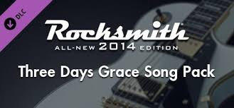 Rocksmith® 2014 – <b>Three Days Grace</b> Song Pack on Steam