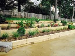 outdoor retaining wall design