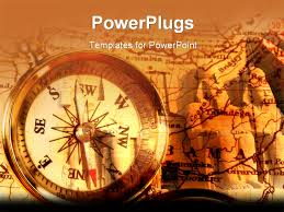 powerpoint templates history images of cool compass power point sc