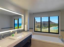 Spa Bathroom Suites Moana Surfrider A Westin Resort Spa Waikiki Beach Pent Flickr