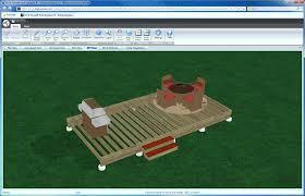 Backyard Design Online New Free Online Deck Design Software For Mac Cad International Landscape
