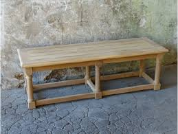 furniture made out of wood. simple furniture oak u0026 iroko refectory backless bench  hall style backless garden bench  in furniture made out of wood
