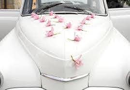 Single Flowers Wedding Car Decoration -Silk Orchids Real Touch. €59,99, via  Etsy. #buy #Handmade #Place #sell #We… in 2020 | Wedding car decorations,  Wedding car, Car decor