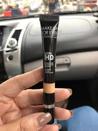 makeup forever ultra hd foundation review demo photo photo