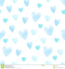 blue heart background.  Blue Blue Heart Pattern On Heart Background B