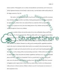 Personal Knowledge And Experience Essay Example Topics And