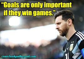 100 Lionel Messi Quotes That Will Make You Love Football Comic