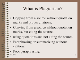 How To Avoid Plagiarism And Document Sources Ppt Download