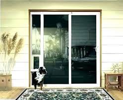 exterior doors with doggie doors built in exterior doors with pet doors built in storm door