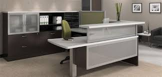 Global Total fice Zira Reception Furniture and Reception Desks