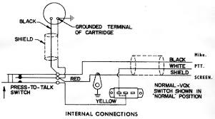 microphones Light Switch Wiring Diagram Sm58 Wiring Diagram #33
