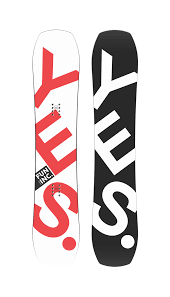 Yes Snowboard Size Chart Yes Snowboards Fun Inc