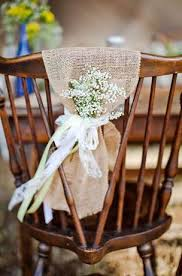Wedding Chair Swag Decorations Wedding Chair Swag Decorations