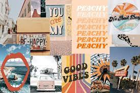 60s Collage Aesthetic Wallpapers - Top ...