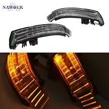 W212 Parking Light Replacement Us 16 55 40 Off Car Side Rear View Mirror Indicator Light Direction Turn Signal Lamps Lens For Mercedes W212 W204 W221 2009 2010 2012 2013 In Lamp