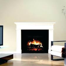 fireplace fake fire place electric flames for