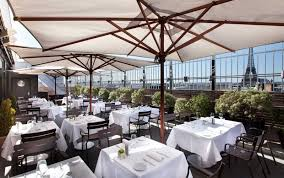 lunch eiffel tower paris france. maison blanche lunch eiffel tower paris france r