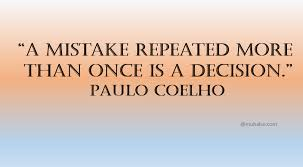 Mistake Quotes Muhaise Gorgeous Mistake Quotes