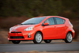 U.S. gets the new Toyota Prius C hybrid from $18,950 - Automotorblog