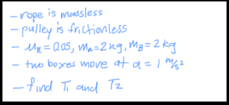 Physics Tension Problems Tension Problems Physics 1 Exam Problem Solution Phyzzle