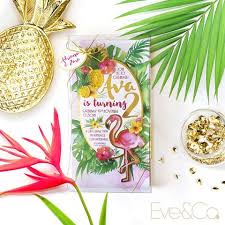 Tropical Party Invitations Tropical Party Theme Inspiration And Finds