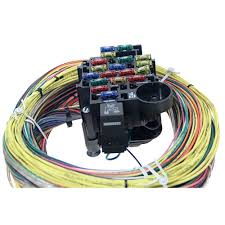 20104 mustang painless performance universal muscle car wiring Universal Wiring Harness painless performance universal muscle car wiring harness 18 circuit universal wiring harness kits
