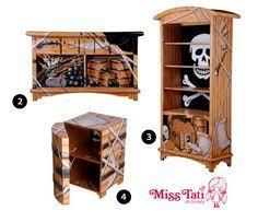pirate room furniture
