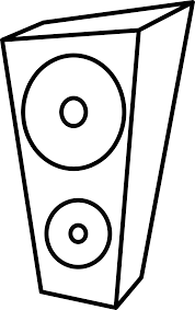 can clipart black and white. 25 speakers clipart black and white free cliparts that you can