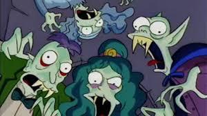Image  Treehouse Of Horror XXIII Bart U0026 Homeru0027s Excellent Bart Treehouse Of Horror