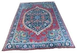9x12 blue rug blue oriental rugs rug red and x handmade 9 9x blue and white
