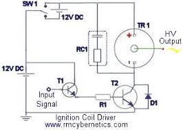 diy homemade ignition coil driver rmcybernetics ignition coil driver transistor protection