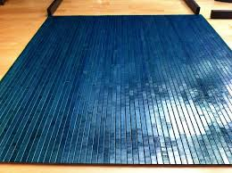 hardwood floor chair mats. Best Hardwood Floor Chair Mat With TAHOE BLUE Bamboo Office Hard Wood Mats L