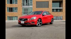Volvo T6 R Design Review 2013 Volvo S60 T6 R Design Review